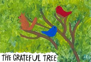 A Grateful Tree